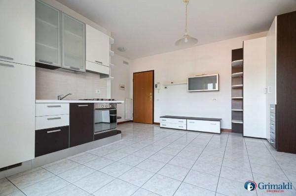 Appartamento in vendita a Parabiago, Stazione, 40 mq - Foto 12