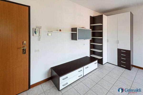 Appartamento in vendita a Parabiago, Stazione, 40 mq - Foto 16