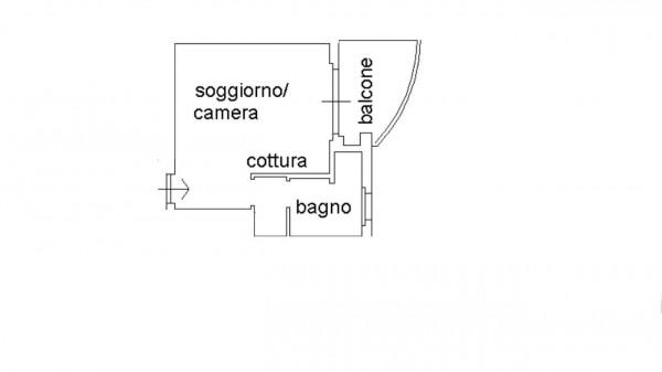 Appartamento in vendita a Parabiago, Stazione, 40 mq - Foto 3