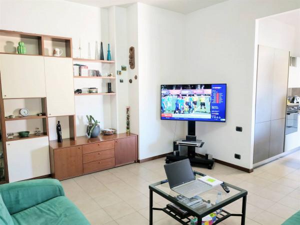 Appartamento in vendita a Città di Castello, Madonna Del Vento, Con giardino, 90 mq - Foto 19