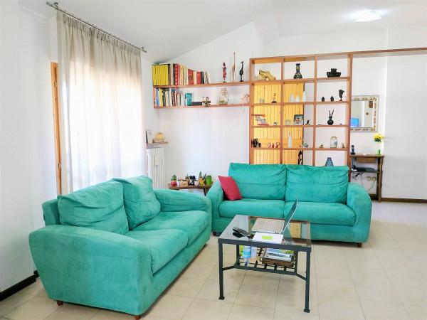 Appartamento in vendita a Città di Castello, Madonna Del Vento, Con giardino, 90 mq - Foto 21