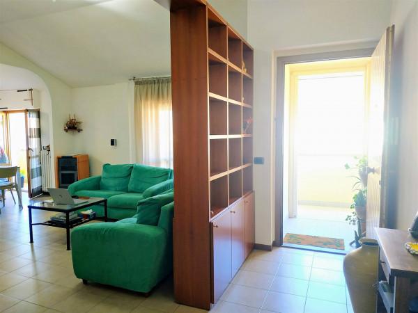 Appartamento in vendita a Città di Castello, Madonna Del Vento, Con giardino, 90 mq - Foto 23