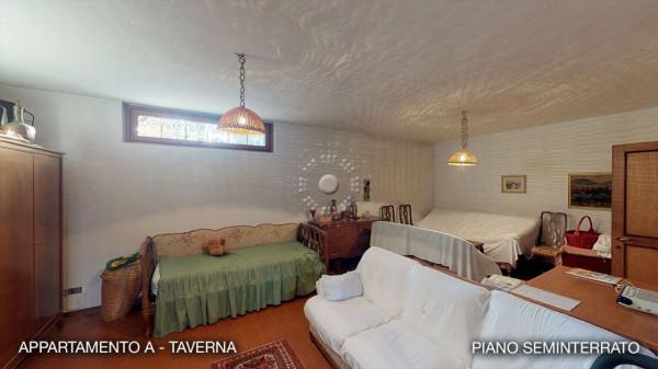 Appartamento in vendita a Vaglia, Con giardino, 195 mq - Foto 5