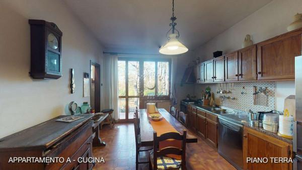 Appartamento in vendita a Vaglia, Con giardino, 195 mq - Foto 14