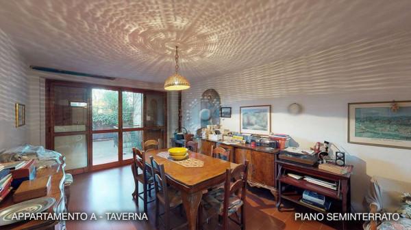 Appartamento in vendita a Vaglia, Con giardino, 195 mq - Foto 6