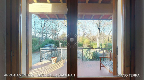 Appartamento in vendita a Vaglia, Con giardino, 195 mq - Foto 11