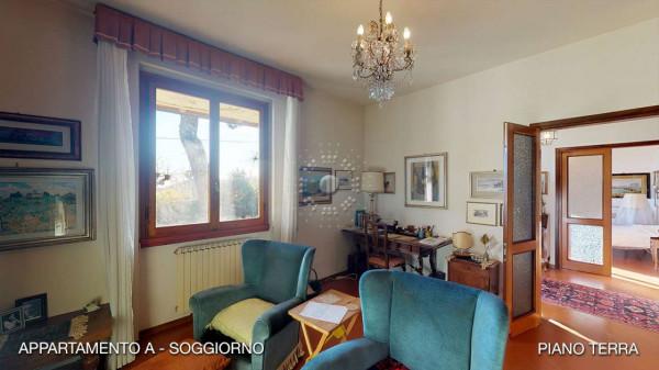 Appartamento in vendita a Vaglia, Con giardino, 195 mq - Foto 17