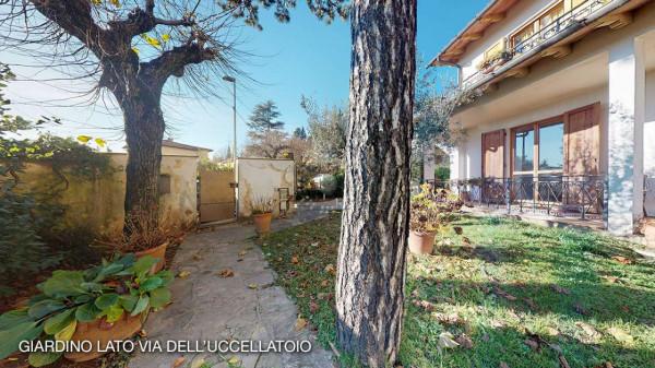 Appartamento in vendita a Vaglia, Con giardino, 195 mq - Foto 21