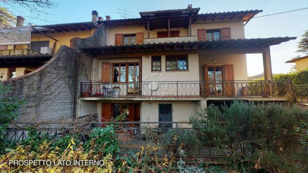 Appartamento in vendita a Vaglia, Con giardino, 195 mq - Foto 20