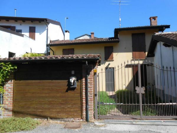 Casa indipendente in vendita a Borghetto Lodigiano, Residenziale, Con giardino, 130 mq - Foto 28
