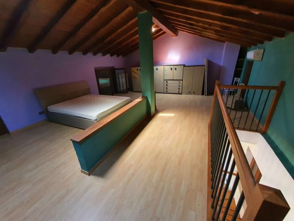 Casa indipendente in vendita a Borghetto Lodigiano, Residenziale, Con giardino, 130 mq - Foto 16