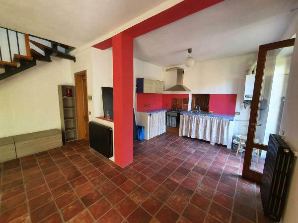 Casa indipendente in vendita a Borghetto Lodigiano, Residenziale, Con giardino, 130 mq - Foto 21