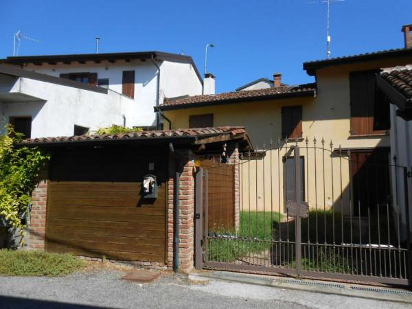 Casa indipendente in vendita a Borghetto Lodigiano, Residenziale, Con giardino, 130 mq - Foto 4