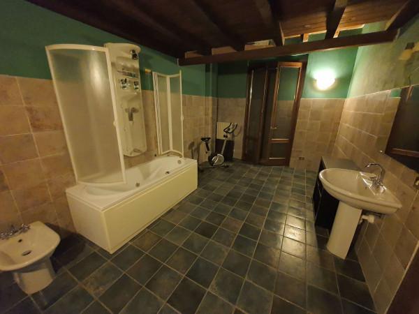 Casa indipendente in vendita a Borghetto Lodigiano, Residenziale, Con giardino, 130 mq - Foto 8