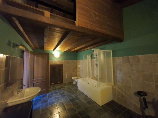 Casa indipendente in vendita a Borghetto Lodigiano, Residenziale, Con giardino, 130 mq - Foto 14