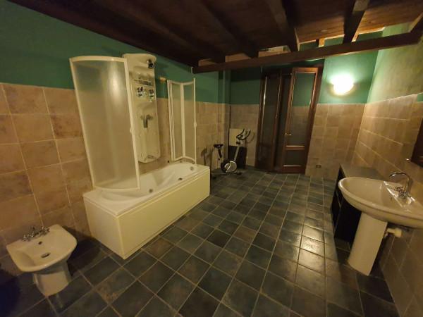 Casa indipendente in vendita a Borghetto Lodigiano, Residenziale, Con giardino, 130 mq - Foto 9