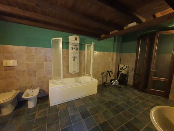 Casa indipendente in vendita a Borghetto Lodigiano, Residenziale, Con giardino, 130 mq - Foto 11