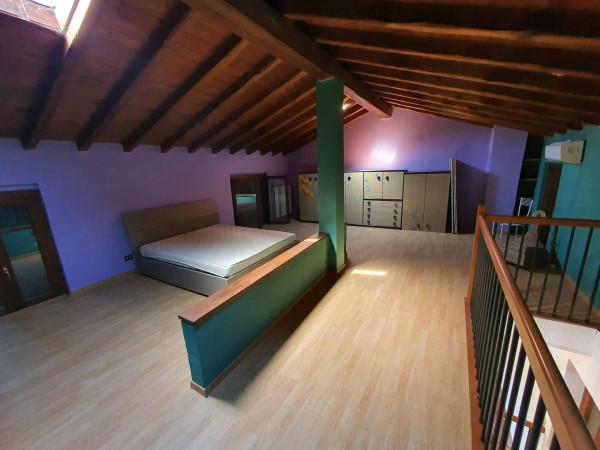 Casa indipendente in vendita a Borghetto Lodigiano, Residenziale, Con giardino, 130 mq - Foto 15