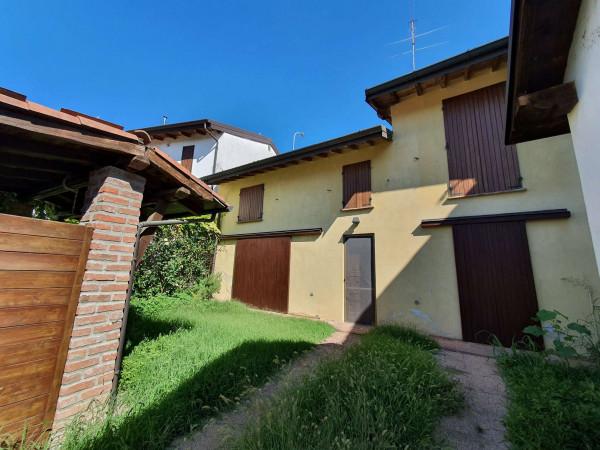 Casa indipendente in vendita a Borghetto Lodigiano, Residenziale, Con giardino, 130 mq - Foto 5