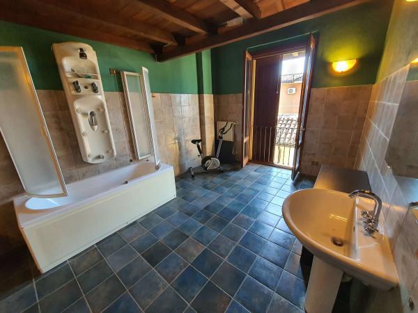 Casa indipendente in vendita a Borghetto Lodigiano, Residenziale, Con giardino, 130 mq - Foto 31