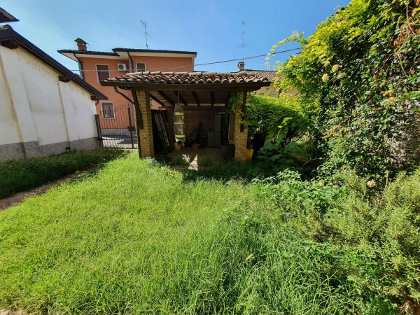 Casa indipendente in vendita a Borghetto Lodigiano, Residenziale, Con giardino, 130 mq - Foto 3