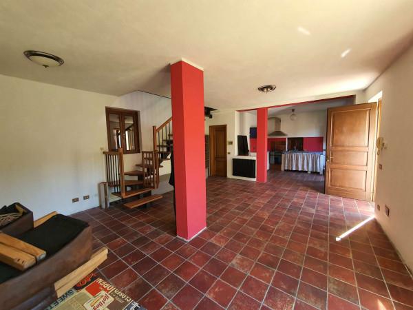 Casa indipendente in vendita a Borghetto Lodigiano, Residenziale, Con giardino, 130 mq - Foto 40