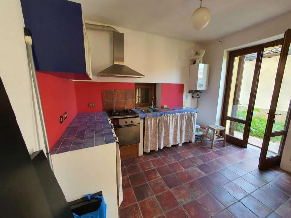 Casa indipendente in vendita a Borghetto Lodigiano, Residenziale, Con giardino, 130 mq - Foto 19