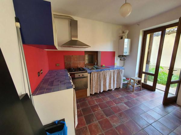 Casa indipendente in vendita a Borghetto Lodigiano, Residenziale, Con giardino, 130 mq - Foto 35
