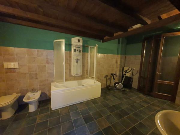 Casa indipendente in vendita a Borghetto Lodigiano, Residenziale, Con giardino, 130 mq - Foto 12