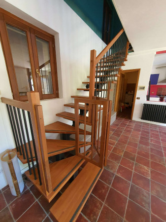 Casa indipendente in vendita a Borghetto Lodigiano, Residenziale, Con giardino, 130 mq - Foto 33