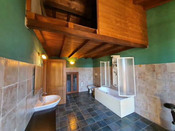 Casa indipendente in vendita a Borghetto Lodigiano, Residenziale, Con giardino, 130 mq - Foto 29