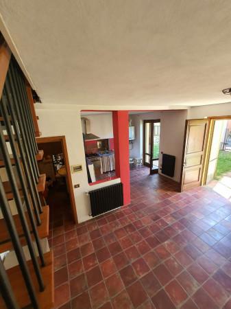 Casa indipendente in vendita a Borghetto Lodigiano, Residenziale, Con giardino, 130 mq - Foto 38
