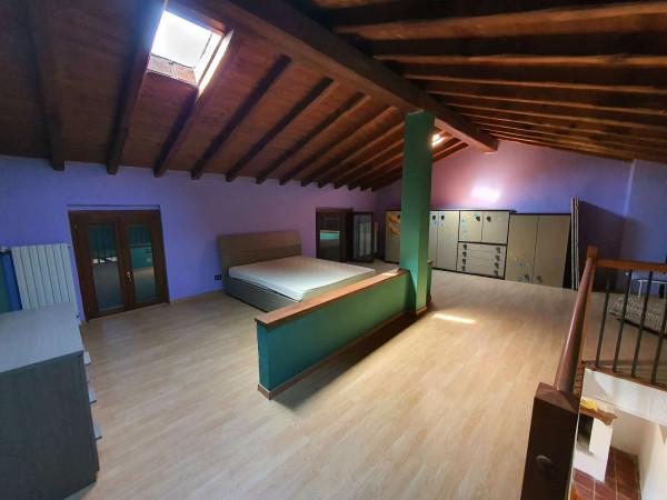 Casa indipendente in vendita a Borghetto Lodigiano, Residenziale, Con giardino, 130 mq - Foto 32