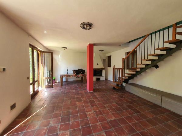 Casa indipendente in vendita a Borghetto Lodigiano, Residenziale, Con giardino, 130 mq - Foto 22
