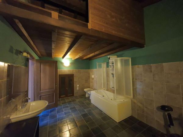 Casa indipendente in vendita a Borghetto Lodigiano, Residenziale, Con giardino, 130 mq - Foto 13