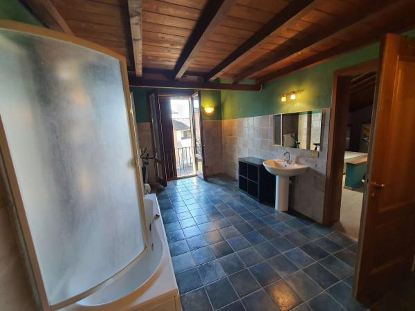 Casa indipendente in vendita a Borghetto Lodigiano, Residenziale, Con giardino, 130 mq - Foto 30