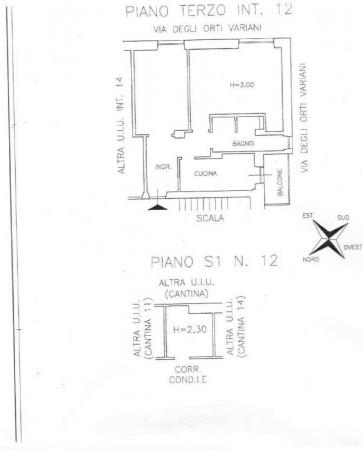 Immobile in affitto a Roma, Ponte Casilino, 55 mq