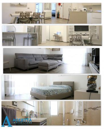 Appartamento in vendita a Taranto, Rione Italia, Montegranaro, 116 mq - Foto 4