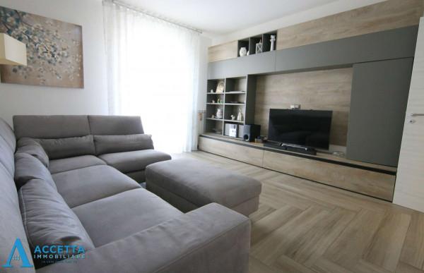 Appartamento in vendita a Taranto, Rione Italia, Montegranaro, 116 mq - Foto 13