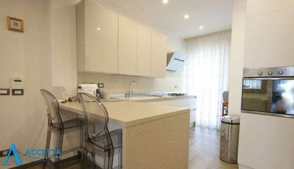 Appartamento in vendita a Taranto, Rione Italia, Montegranaro, 116 mq - Foto 15