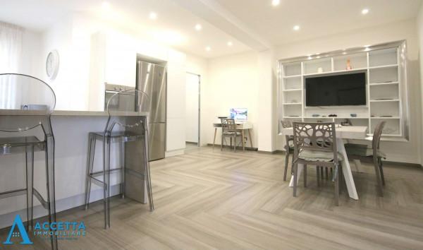 Appartamento in vendita a Taranto, Rione Italia, Montegranaro, 116 mq - Foto 17