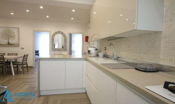 Appartamento in vendita a Taranto, Rione Italia, Montegranaro, 116 mq - Foto 16