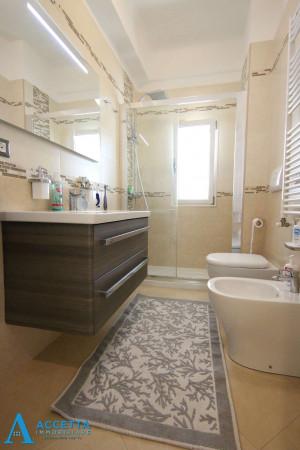 Appartamento in vendita a Taranto, Rione Italia, Montegranaro, 116 mq - Foto 10