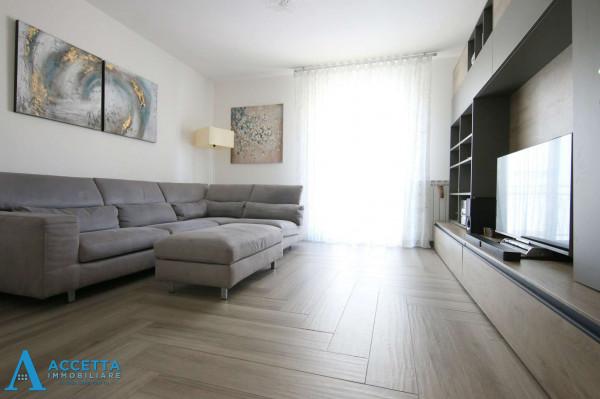 Appartamento in vendita a Taranto, Rione Italia, Montegranaro, 116 mq - Foto 14