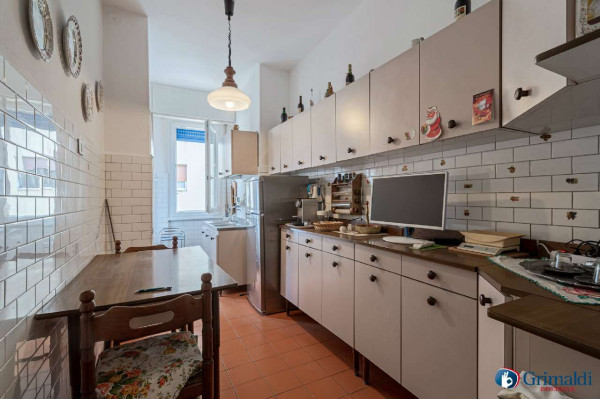 Appartamento in vendita a Milano, Piazza Napoli, 130 mq - Foto 22