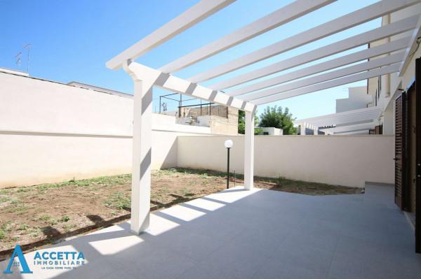 Villa in vendita a Taranto, San Vito, Con giardino, 118 mq - Foto 16