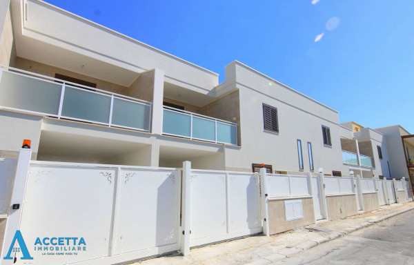 Villa in vendita a Taranto, San Vito, Con giardino, 118 mq