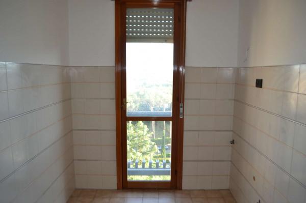 Appartamento in vendita a Roma, Mostacciano Torrino, Con giardino, 55 mq - Foto 13
