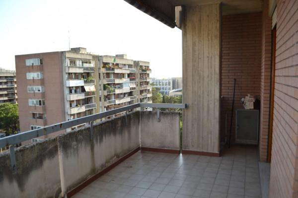 Appartamento in vendita a Roma, Mostacciano Torrino, Con giardino, 55 mq - Foto 8