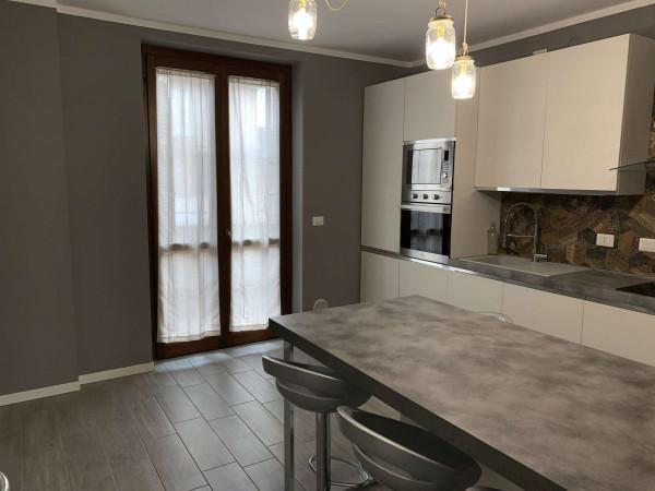 Appartamento in vendita a Caronno Pertusella, Pertusella, Arredato, 130 mq - Foto 25